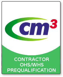 Cm3 Contractor OHS/WHS Prequalification System